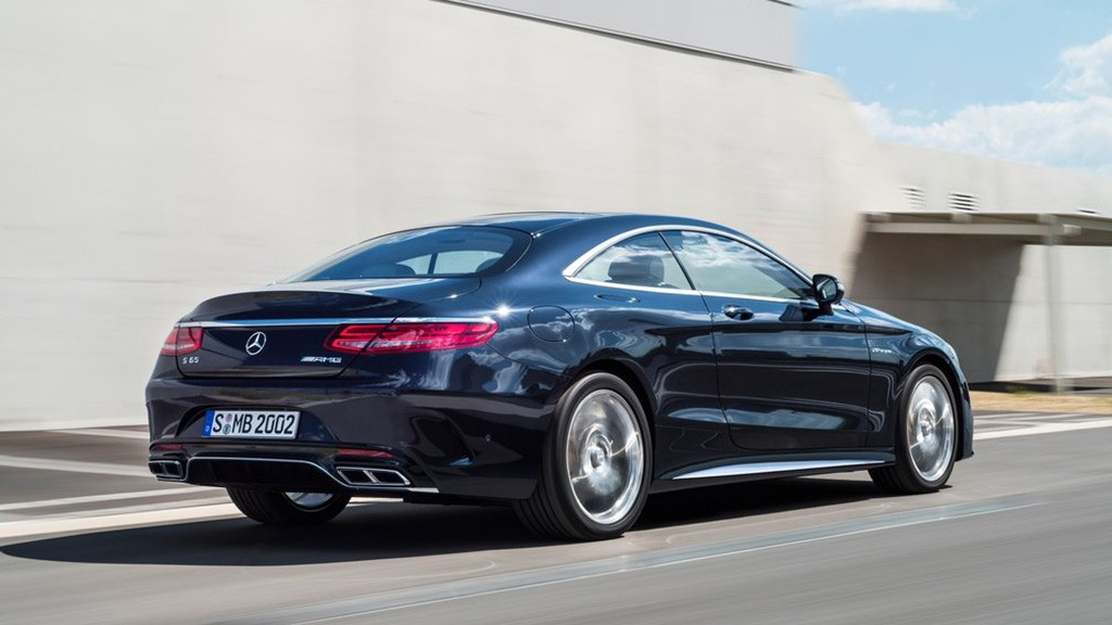 S65 Coupe AMG