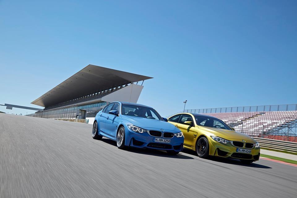 BMW M3 và M4