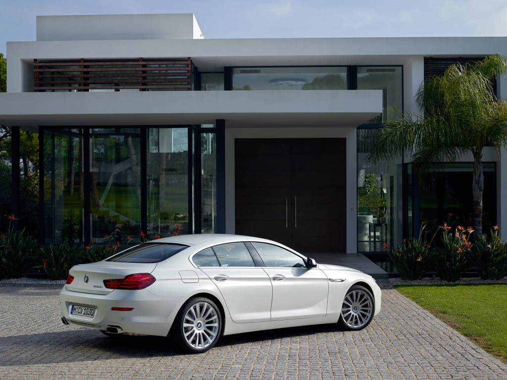 BMW 6-Series Gran Coupe2015