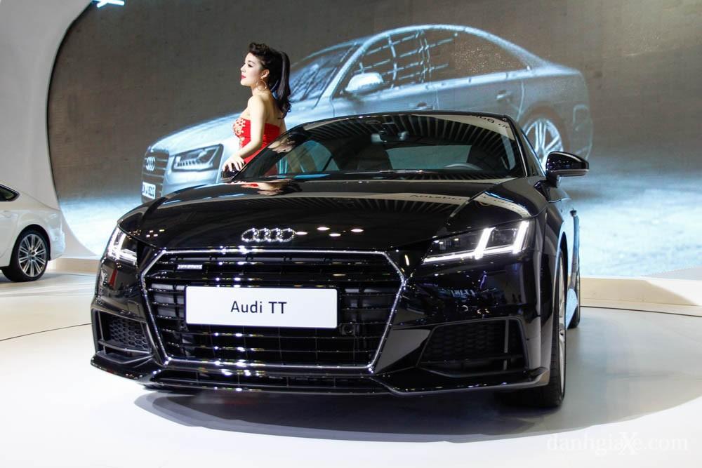 Xe thể thao - Audi TT 2015