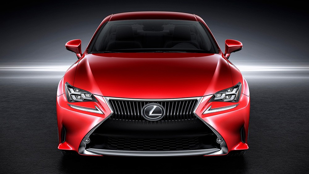 Lexus RC 350 Luxury