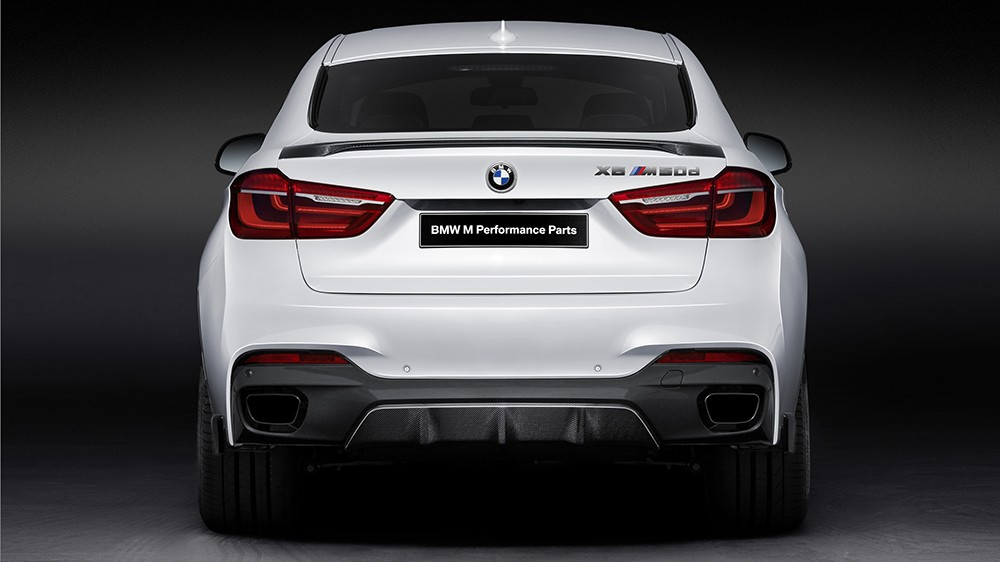 F16 BMW X6 M Performance