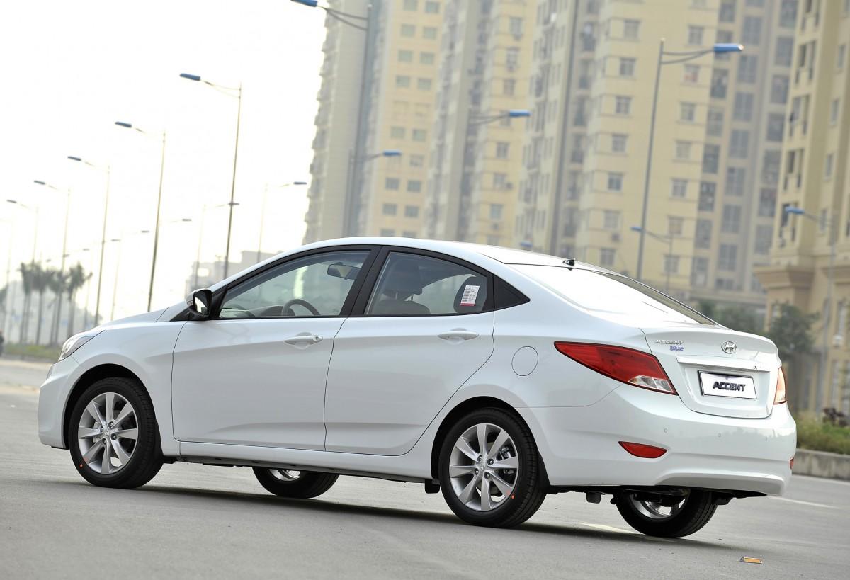 Đánh giá xe Hyundai Accent cũ