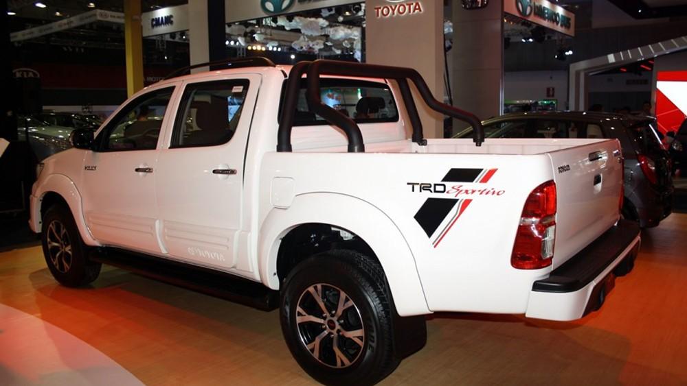 Toyota Hilux TRD Sportivo