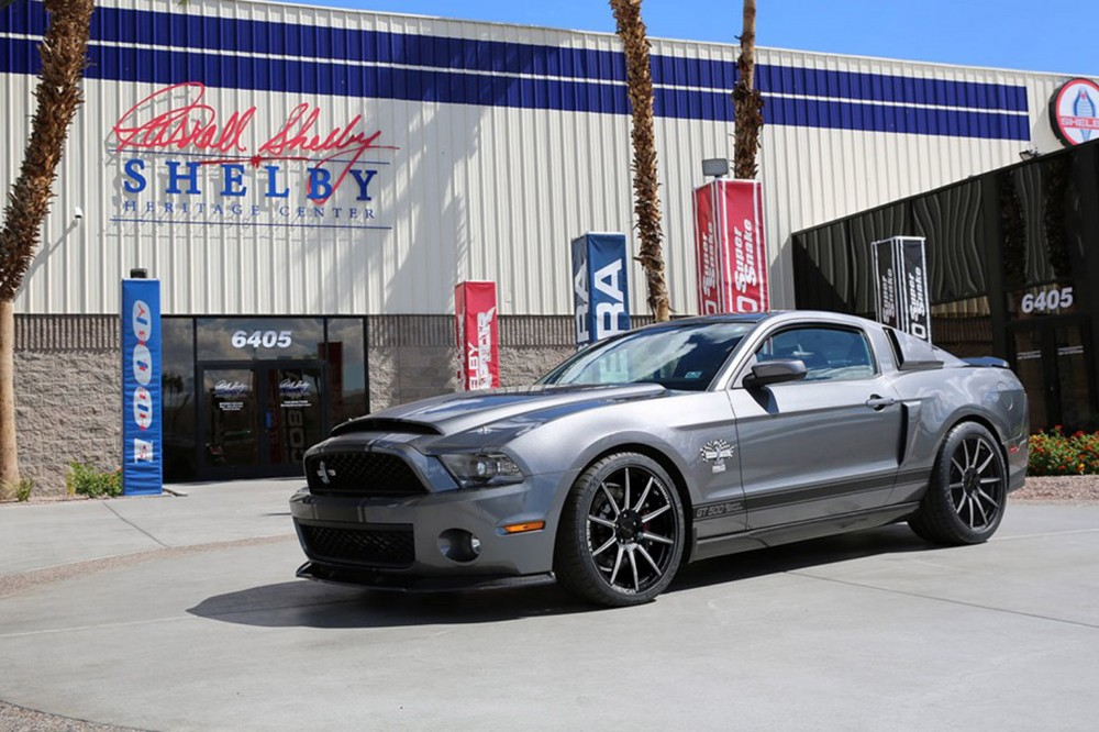 Mustang Shelby GT500 Super Snake Signature Edition
