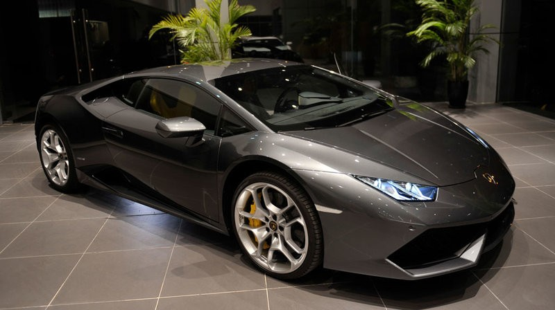 Lamborghini Huracan 2015