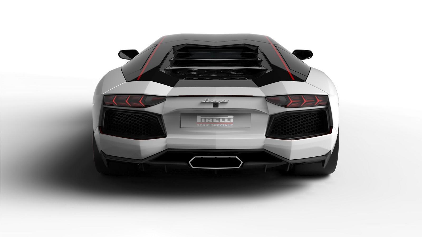 Aventador LP 700-4 Pirelli Edition