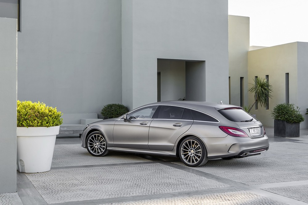 Mercedes-Benz CLS 63 AMG Shooting Brake-S