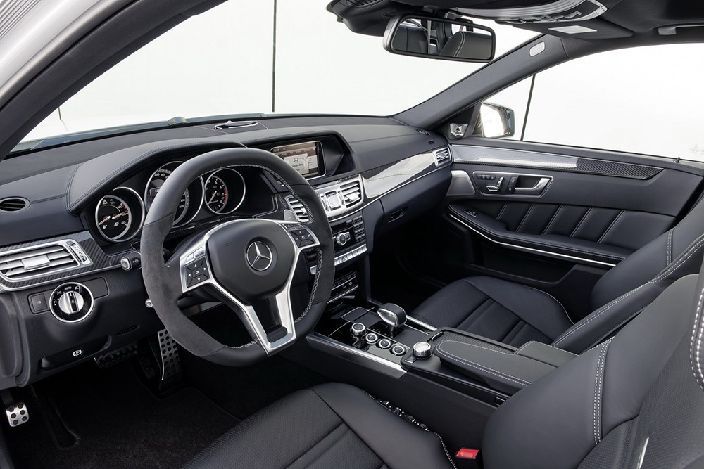 Mercedes-Benz E 63 AMG-S Estate 4MATIC