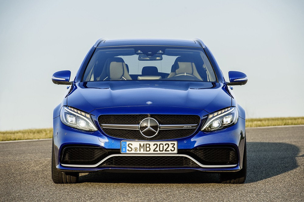 Mercedes-AMG C63 S T-Modell