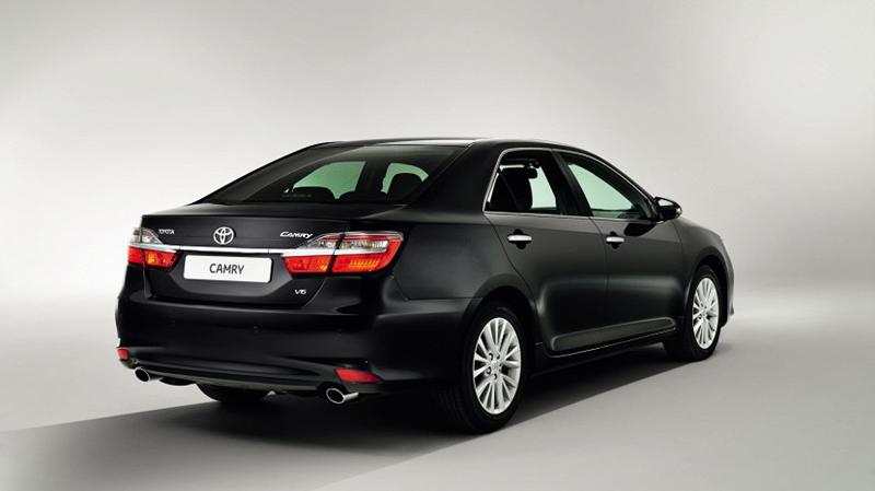 Ảnh chi tiết Toyota Camry 2015 sắp ra mắt thị trường Việt Nam - ảnh 5