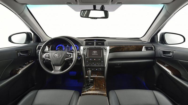 Ảnh chi tiết Toyota Camry 2015 sắp ra mắt thị trường Việt Nam - ảnh 2