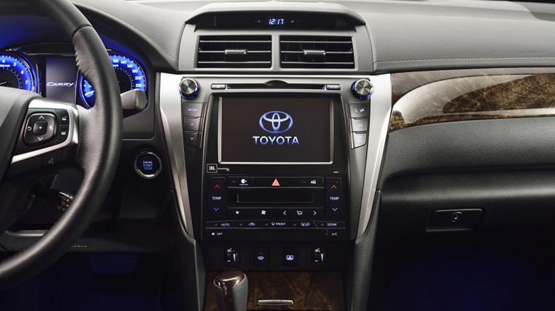 Ảnh chi tiết Toyota Camry 2015 sắp ra mắt thị trường Việt Nam - ảnh 14