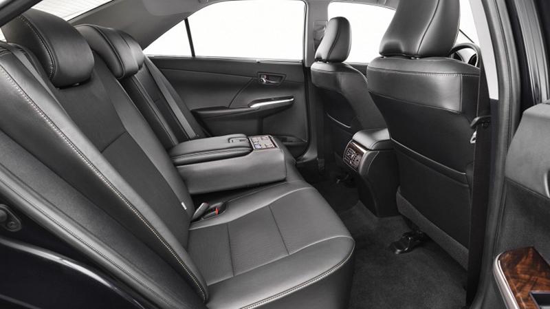 Ảnh chi tiết Toyota Camry 2015 sắp ra mắt thị trường Việt Nam - ảnh 18
