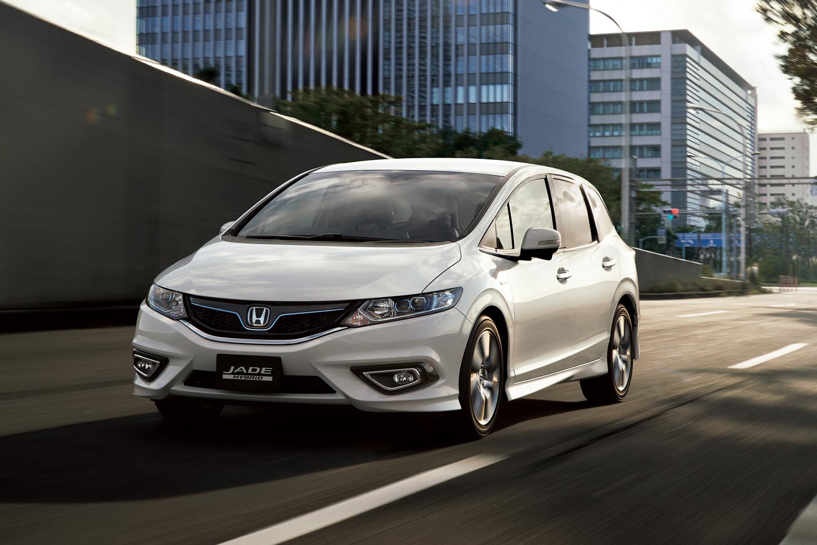 Honda Jade Hybrid