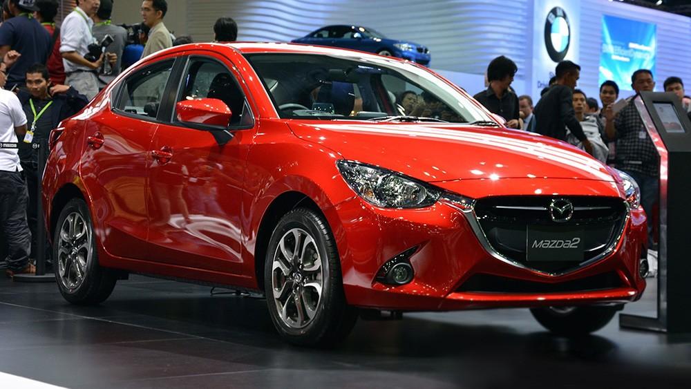 Chi tiết về Mazda 2 2015, bán ra vào cuối tháng này tại Malaysia