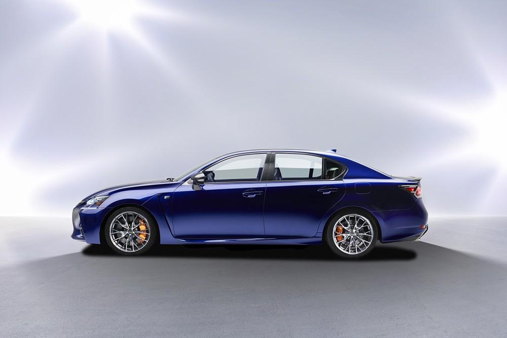 Lexus GS F 2015