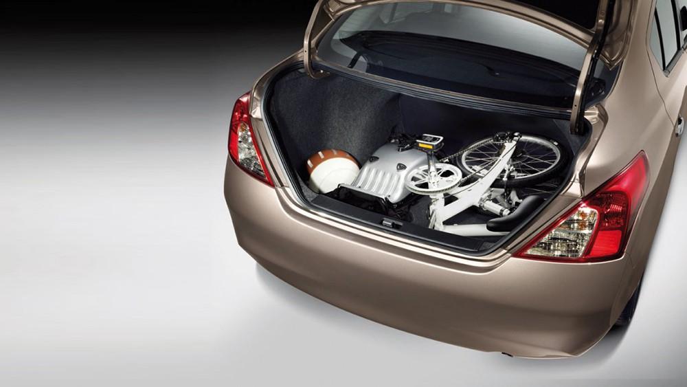 Nissan Almera Facelift 2015