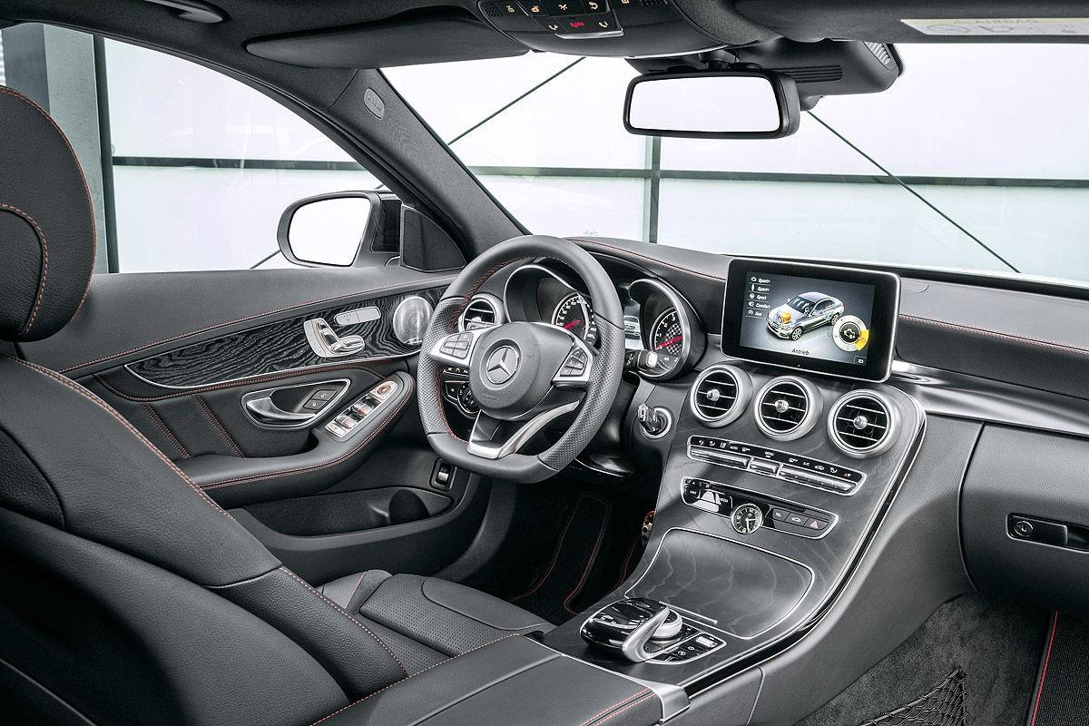 Mercedes  C450 AMG
