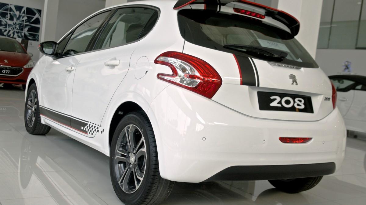 Peugeot 208 S