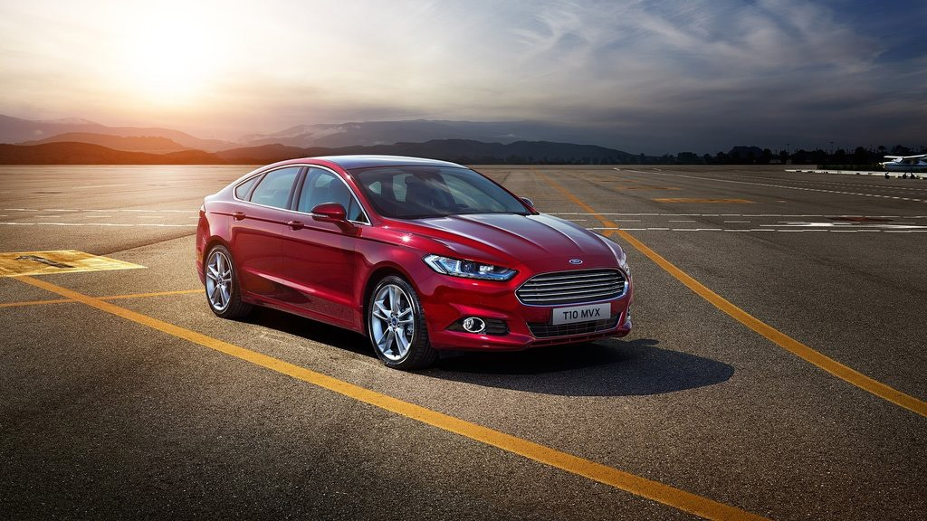 Ford Mondeoo 2015