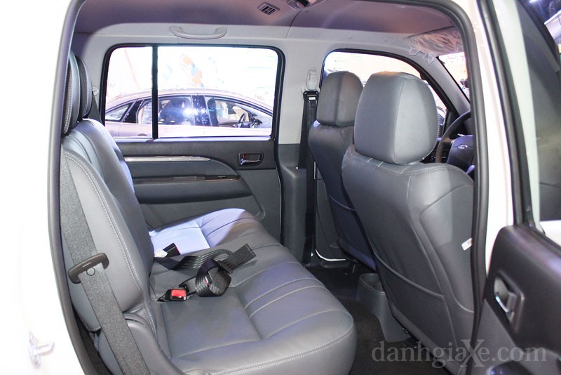 Ford Everest Limited