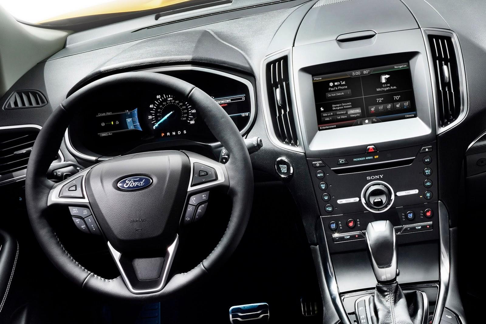 Ford Edge Sport 2015