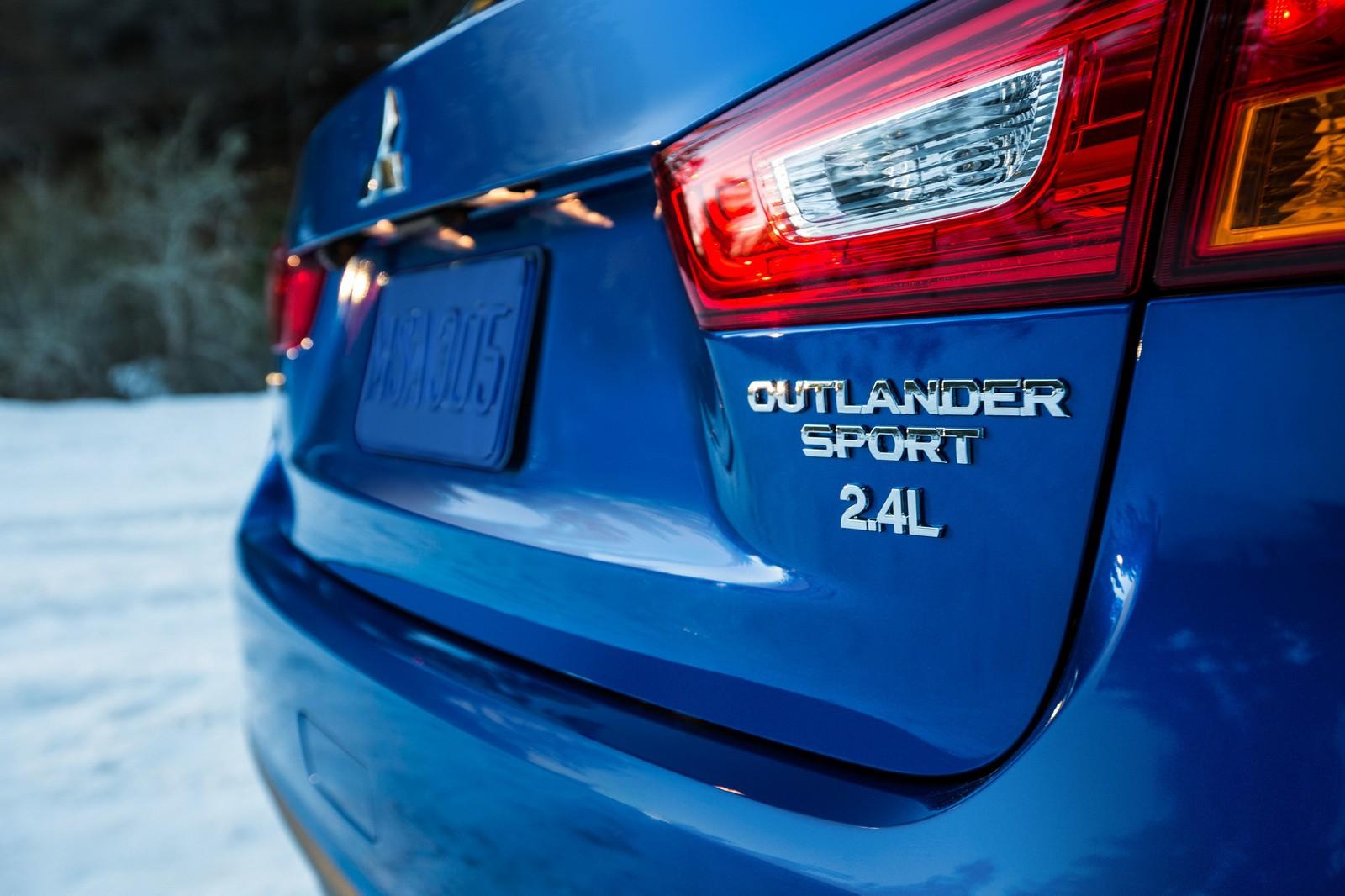Outlander Sport 2016