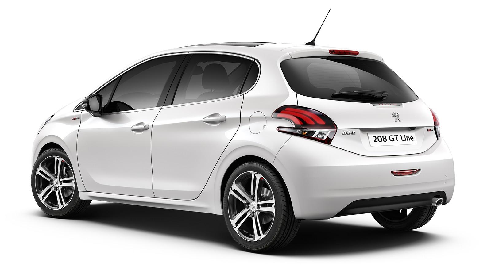 Peugeot 208 Facelift