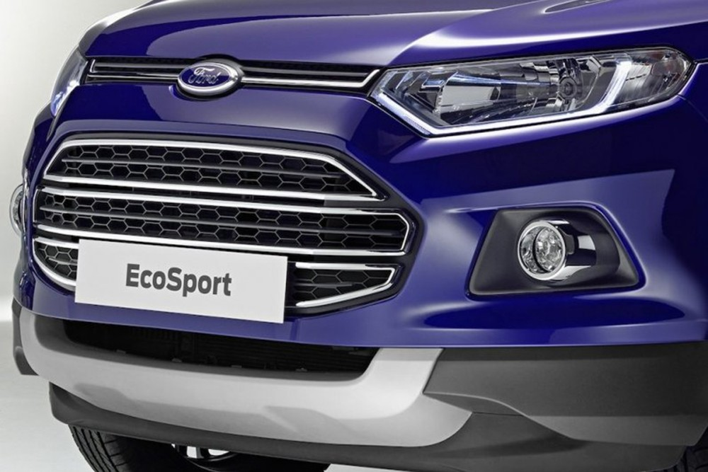 Ford EcoSport 2015