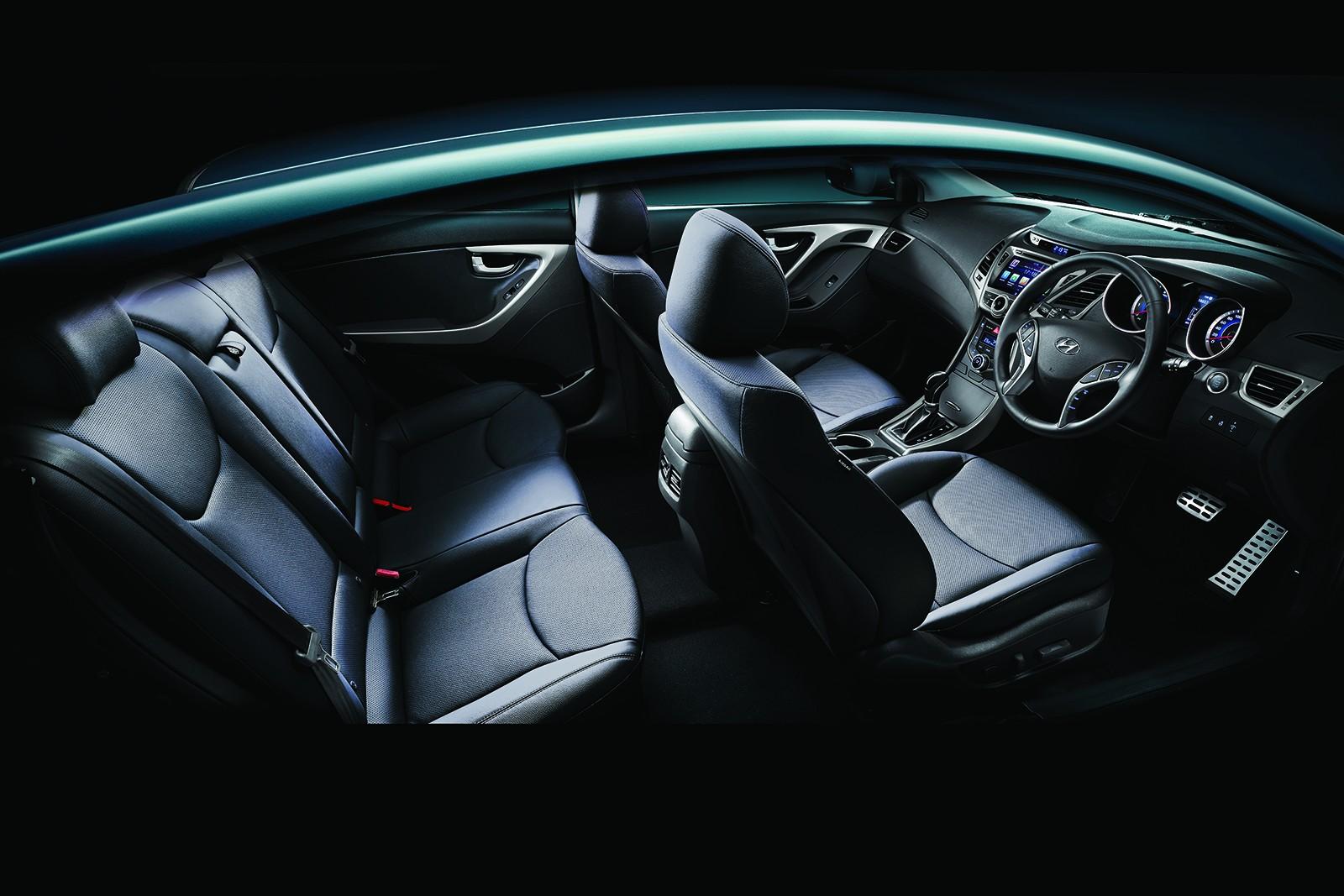 Huynhdai Elantra facelift