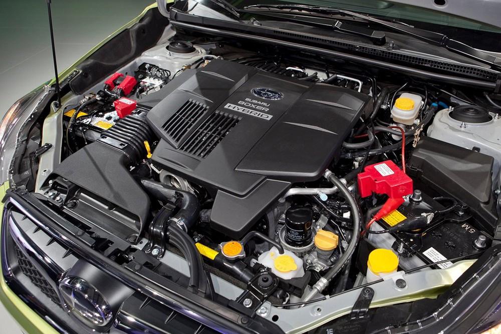 Subaru Crosstrek XV Hybrid 2014