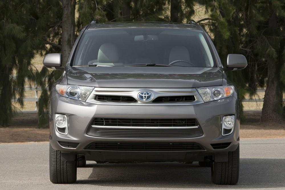 Toyota Highlander Hybrid 2014