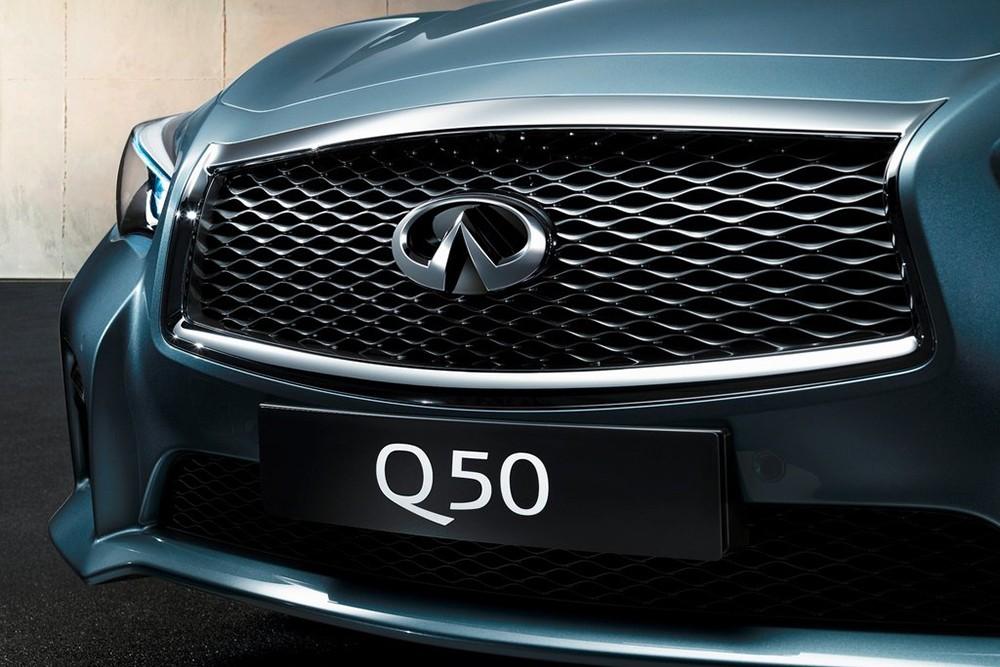 Infiniti Q50 2014