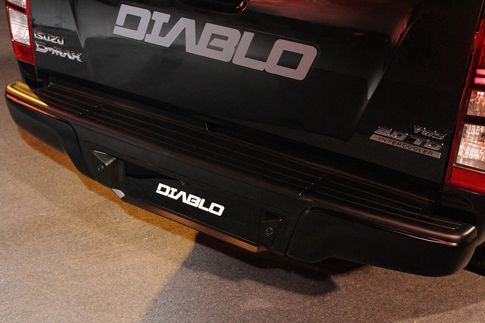 Isuzu D-Max Diablo