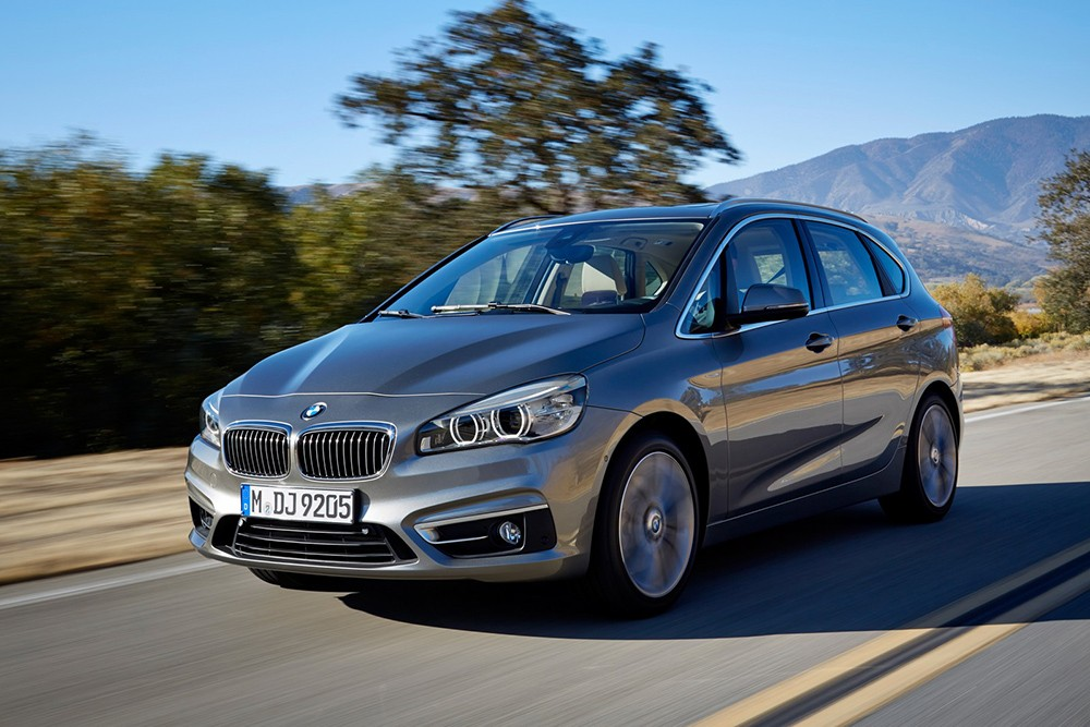 F45 BMW 2 Series Active Tourer