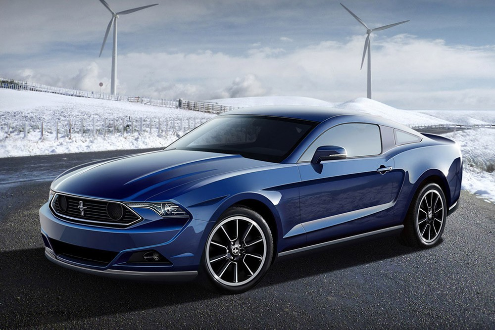 Ford Mustang S550