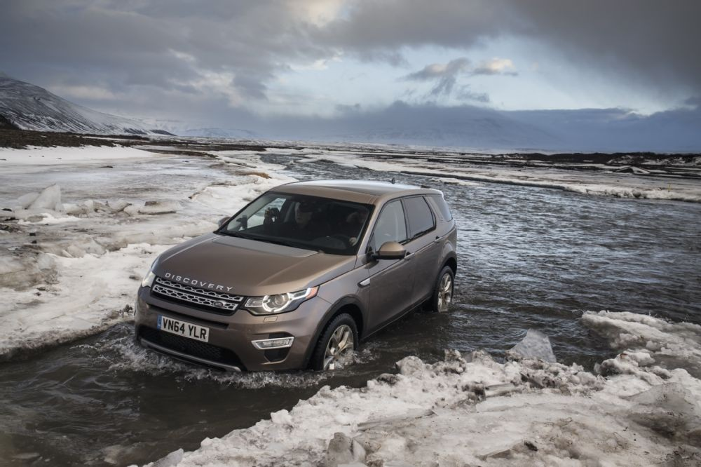 Discovery Sport 2015