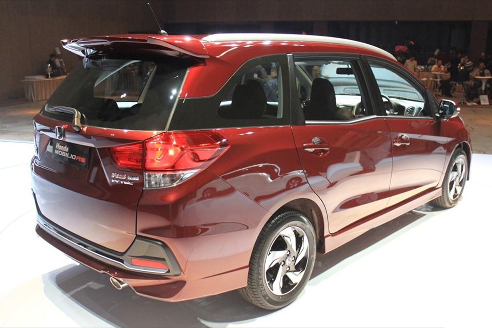Honda Mobilio RS
