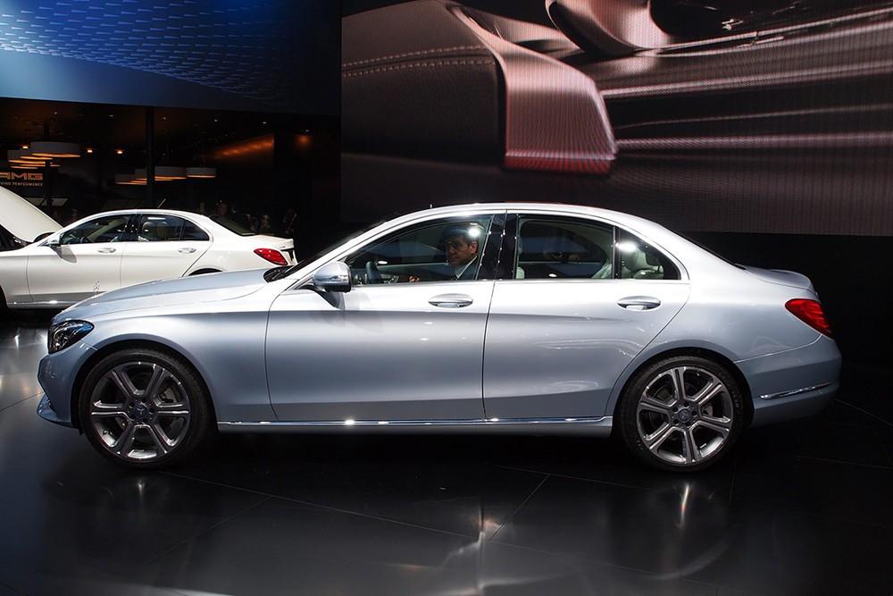 Mercedes-Benz C220d 4MATIC