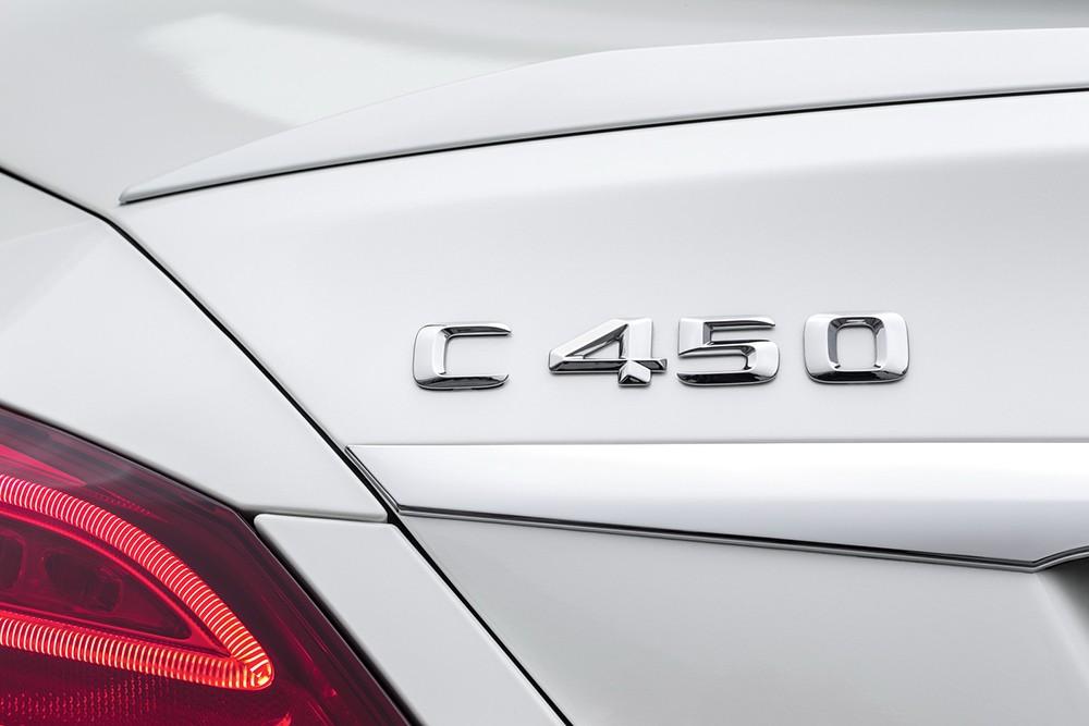 Mercedes C450 AMG 4MATIC