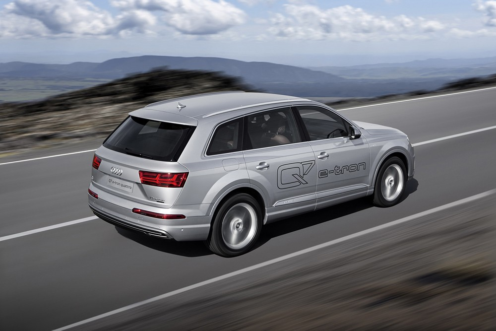 Audi Q7 e-tron TFSI 2.0 Quattro