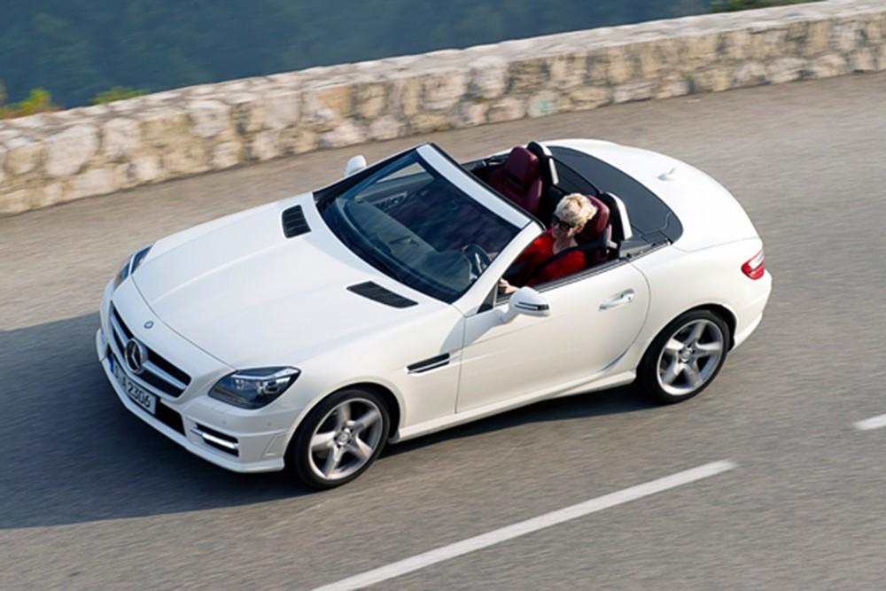 Mercedes-Benz SLK 250 d