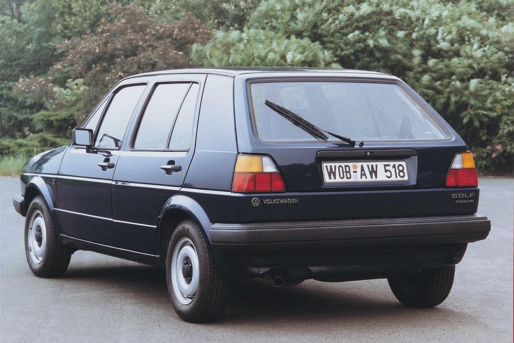 Volkswagen Golf GTI 1985