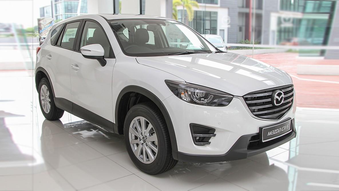 Hình ảnh Chi Tiết Mazda Cx 5 Phiên Bản Facelift đời 2015