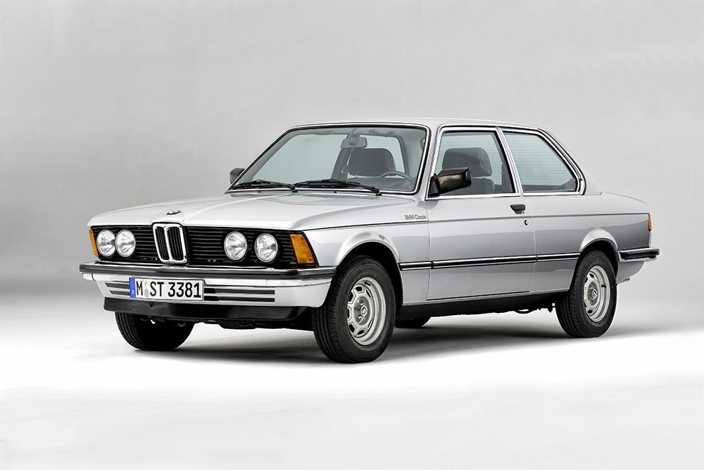BMW 3-Series E21 1975