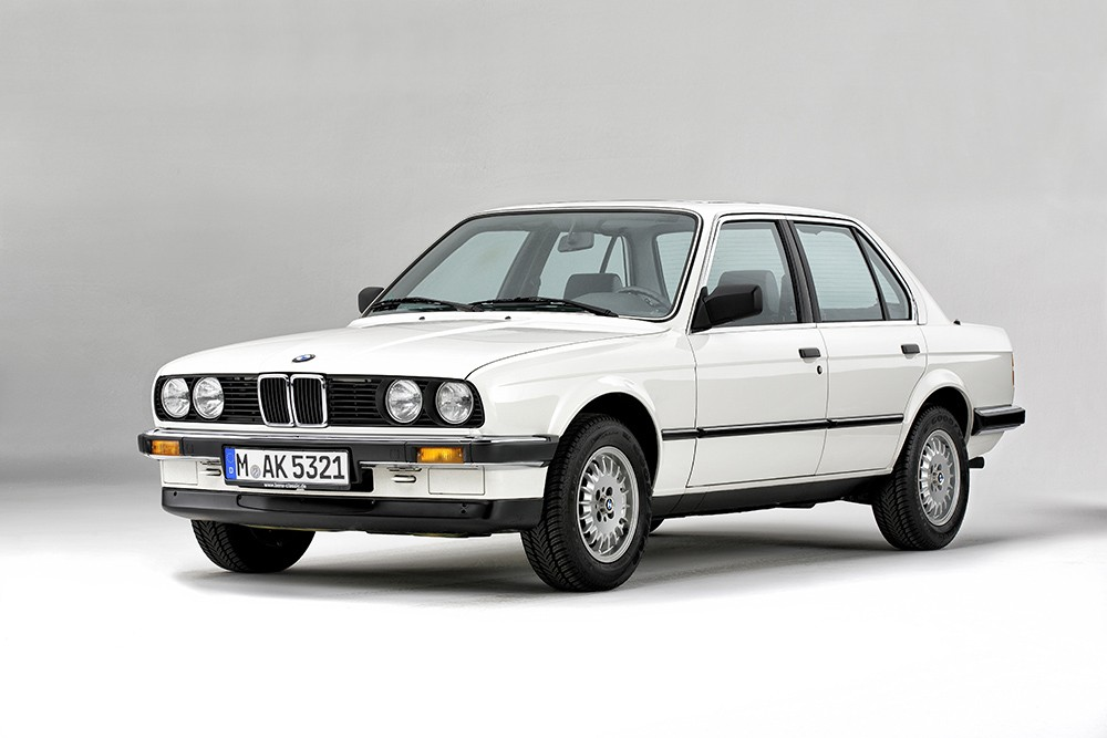 BMW 3-Series E30 1982