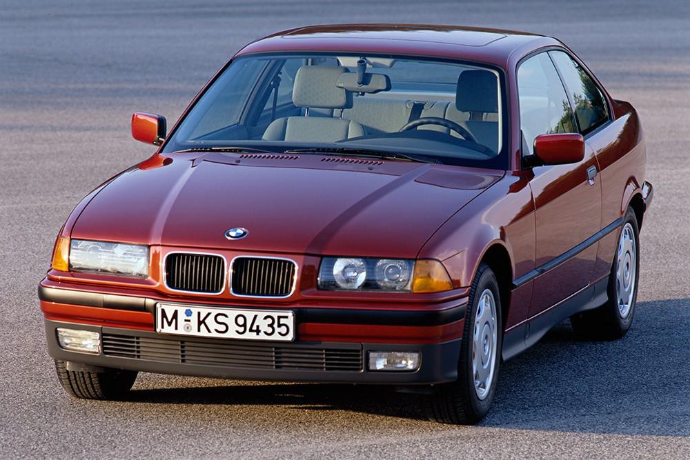 BMW 3-Series E36 1990