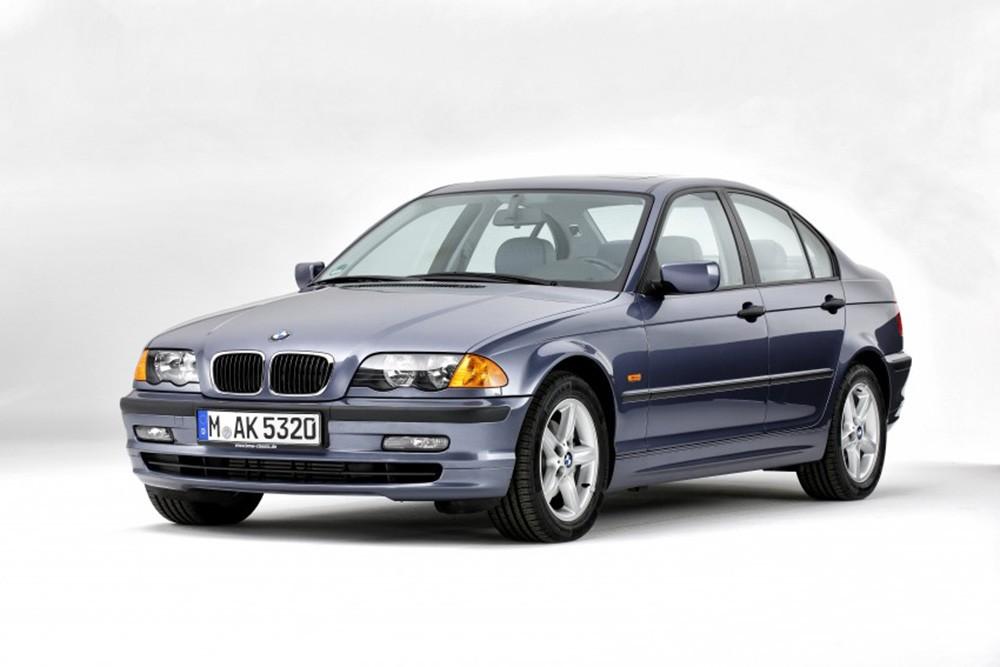 BMW 3-Series E46 1998