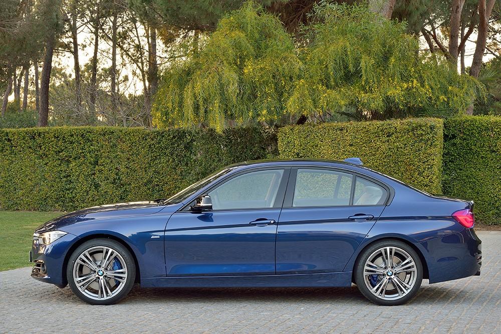BMW 3-Series F30 2012